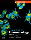 Rang and Dale's Pharmacology  8th 2015 edition cover