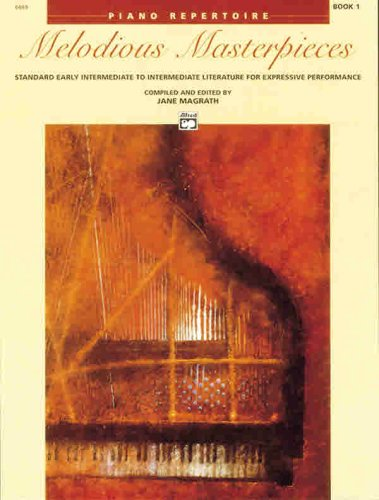 Melodious Masterpieces, Bk 1   1993 edition cover