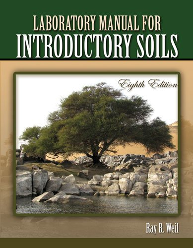 Laboratory Manual for Introductory Soils  8th (Revised) 9780757561627 Front Cover