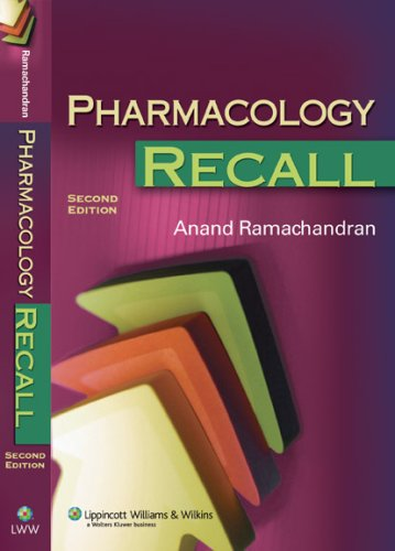 Pharmacology Recall  2nd 2007 (Revised) edition cover