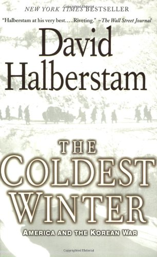 Coldest Winter America and the Korean War  2015 edition cover
