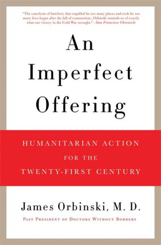 Imperfect Offering Humanitarian Action for the Twenty-First Century N/A edition cover