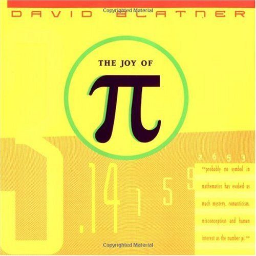Joy of Pi  Reprint  edition cover