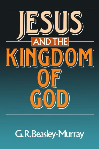 Jesus and the Kingdom of God   1988 edition cover