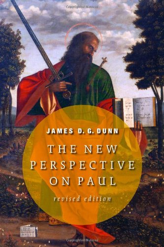 New Perspective on Paul  2nd 2007 (Revised) 9780802845627 Front Cover
