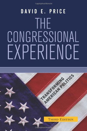 Congressional Experience  3rd 2004 (Revised) edition cover
