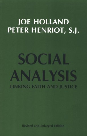 Social Analysis Linking Faith and Justice N/A edition cover