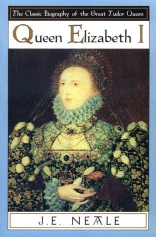 Queen Elizabeth I  Reprint edition cover