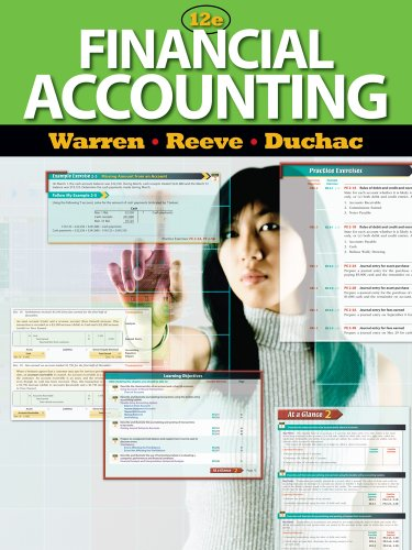 FINANCIAL ACCOUNTING-W/S.G.CHA N/A 9781111993627 Front Cover