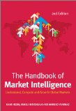Handbook of Market Intelligence Understand, Compete and Grow in Global Markets 2nd 2014 9781118923627 Front Cover