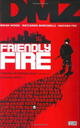 Friendly Fire   2006 9781401216627 Front Cover