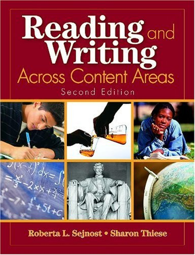 Reading and Writing Across Content Areas  2nd 2007 (Revised) edition cover