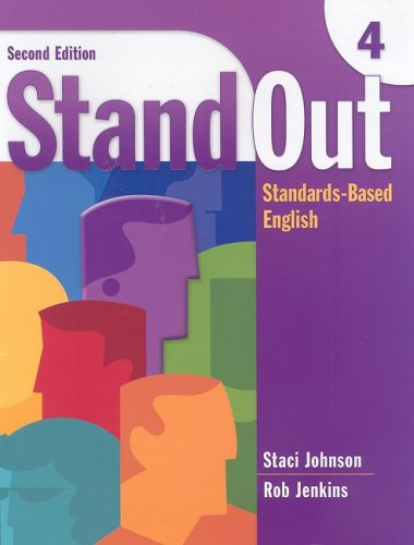 Stand Out Standards-Based English 2nd 2007 edition cover