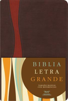 Rvc Biblia Letra Grande Tamano Manual   2012 edition cover
