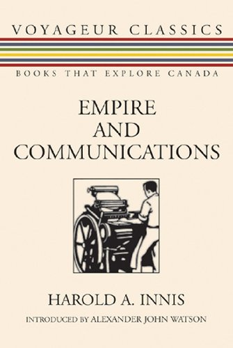 Empire and Communications   2006 edition cover