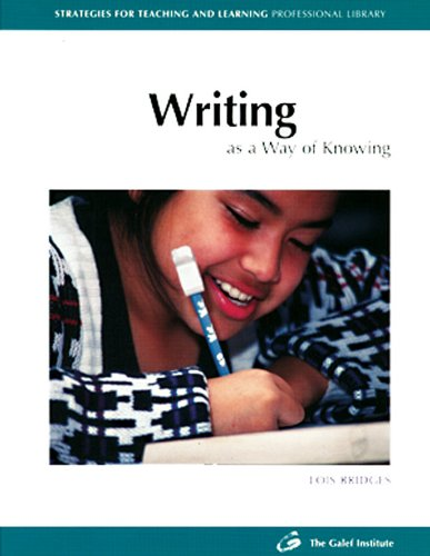 Writing as a Way of Knowing  N/A edition cover