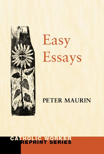 Easy Essays  N/A edition cover