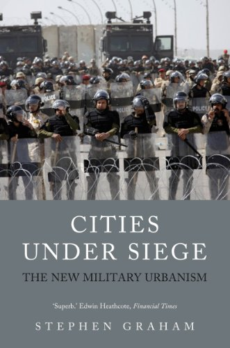 Cities under Siege The New Military Urbanism  2011 edition cover
