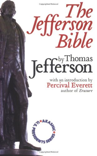 Jefferson Bible   2004 9781888451627 Front Cover