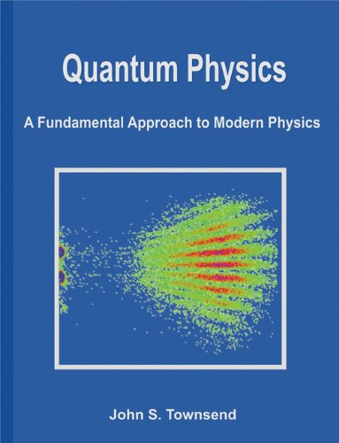 Quantum Physics A Fundamental Approach to Modern Physics  2010 edition cover