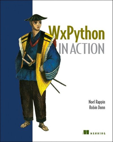 Wxpython in Action   2006 9781932394627 Front Cover