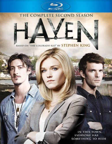 Haven: Complete Second Season [Blu-ray] System.Collections.Generic.List`1[System.String] artwork