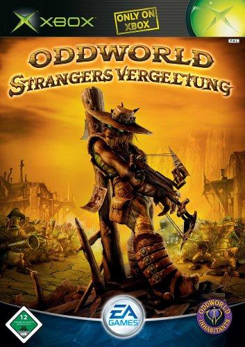 Oddworld - Strangers Vergeltung Xbox artwork