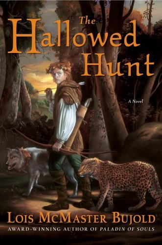 Hallowed Hunt   2005 9780060574628 Front Cover