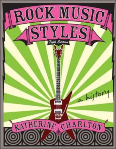 Rock Music Styles  5th 2008 (Revised) edition cover