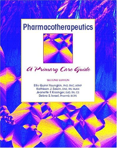 Pharmacotherapeutics A Primary Care Clinical Guide 2nd 2005 (Revised) edition cover