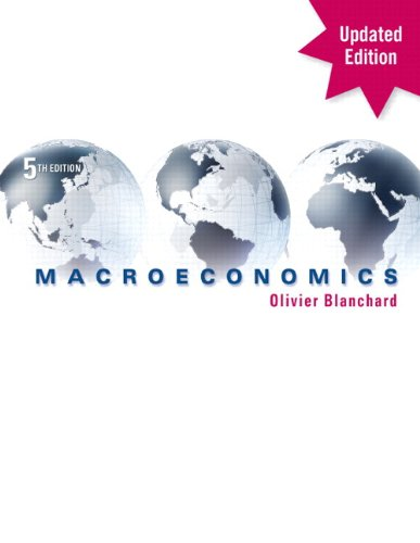Macroeconomics Updated Plus MyEconLab Student Access Kit  5th 2011 9780132167628 Front Cover
