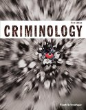 Criminology (Justice Series)  3rd 2016 9780133805628 Front Cover