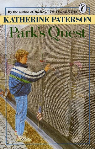 Park's Quest  N/A edition cover