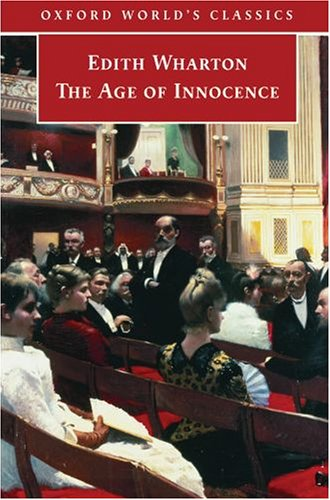 Age of Innocence   2006 edition cover