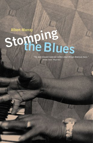 Stomping the Blues  Revised edition cover