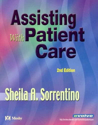 Assisting with Patient Care  2nd 2004 (Workbook) edition cover