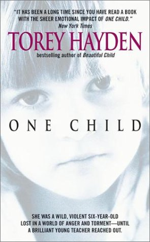 One Child   2003 (Reprint) edition cover