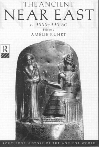 Ancient near East C. 3000-330 BC   1997 edition cover