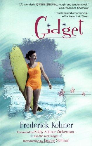 Gidget   2001 (Reprint) edition cover