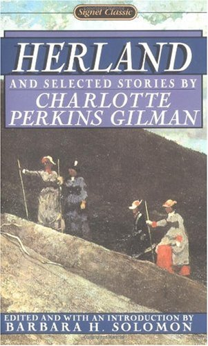 Herland and Selected Stories   2001 edition cover