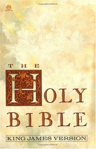 Holy Bible, King James Version  N/A edition cover