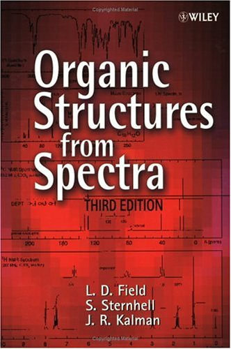 Organic Structures from Spectra  3rd 2002 (Revised) 9780470843628 Front Cover