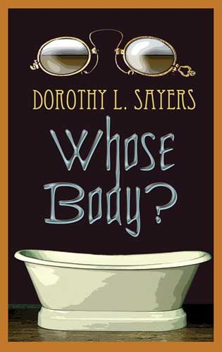 Whose Body?   2009 edition cover