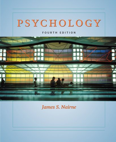 Psychology The Adaptive Mind 4th 2006 (Revised) 9780495031628 Front Cover