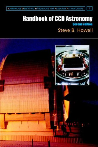 Handbook of CCD Astronomy  2nd 2006 (Revised) edition cover