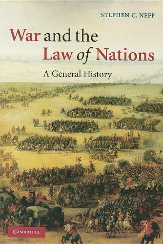 War and the Law of Nations A General History  2008 9780521729628 Front Cover