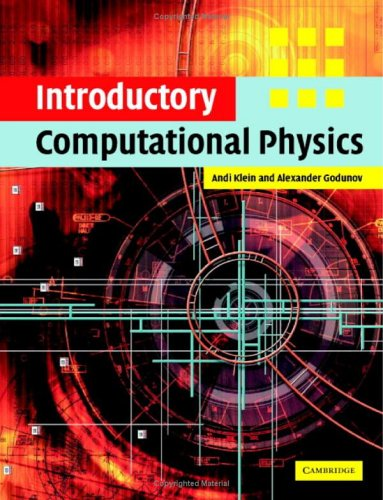 Introductory Computational Physics   2005 9780521828628 Front Cover