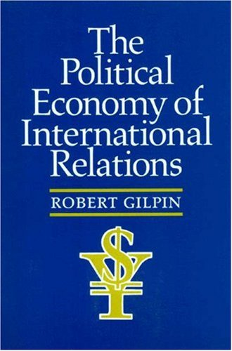 Political Economy of International Relations   1987 edition cover