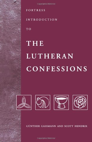 Fortress Introduction to the Lutheran Confessions  N/A 9780800631628 Front Cover