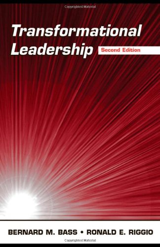 Transformation Leadership  2nd 2005 (Revised) edition cover